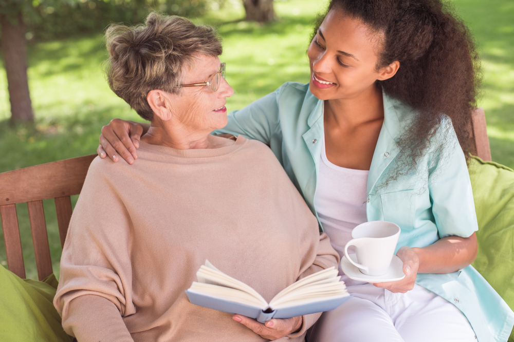 transpersonal nurse coaching patient reading