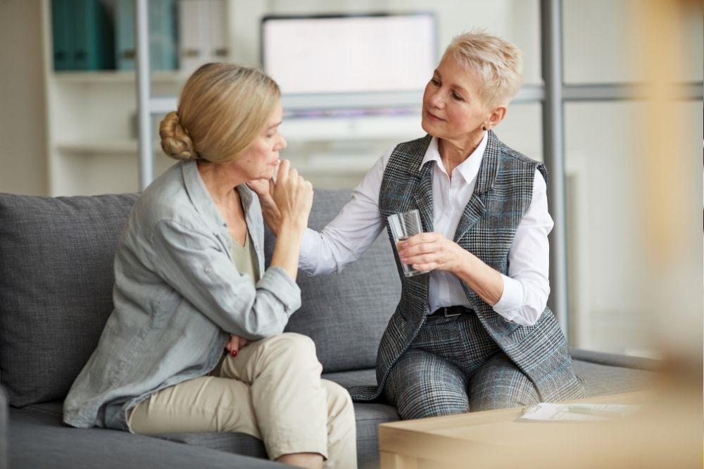 nurse patient coaching compassion sympathy transpersonal