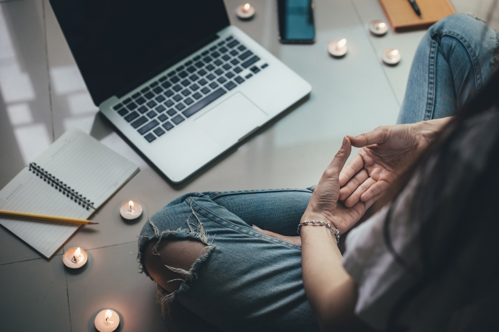 transpersonal nurse coaching skills meditation